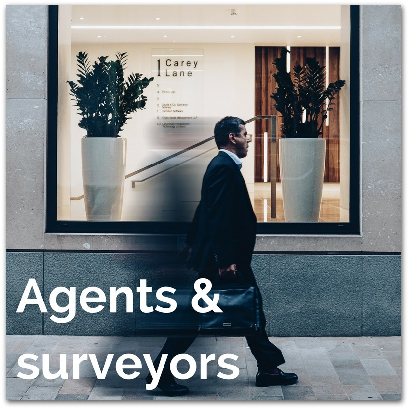 Property PR services for agents & surveyors