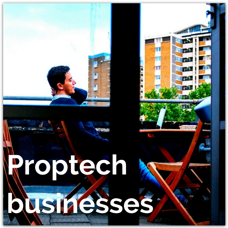Property PR services for Proptech
